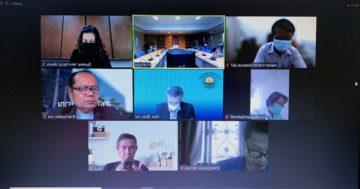 ประชุมคณะกรรมการบริหารเงินทุนหมุนเวียนยางพารา ครั้งที่ 3